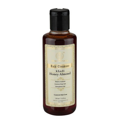 Шампунь Hair Cleanser Honey & Almond Khadi (Мед и МиндальКхади) 210мл