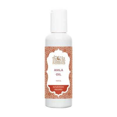 Масло для волос Амла (Amla Hair Oil) 150 мл Indibird