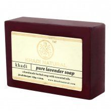 Мыло Pure Lavender Soap Khadi Natural (Мыло Лаванда Кхади Натурал) 125гр