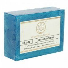 Мыло Pure Mint Khadi Natural (Мыло Мята Кхади Натурал) 125гр
